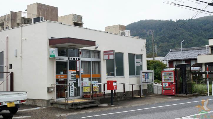 醒井郵便局外観