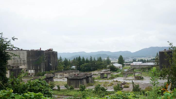 大阪セメント伊吹工場跡地