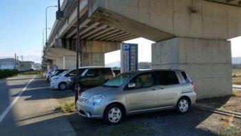 坂田駅無料駐車場
