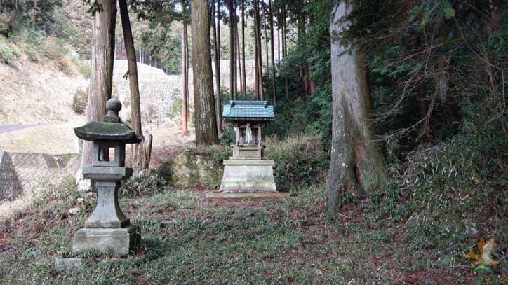 柏原神明神社