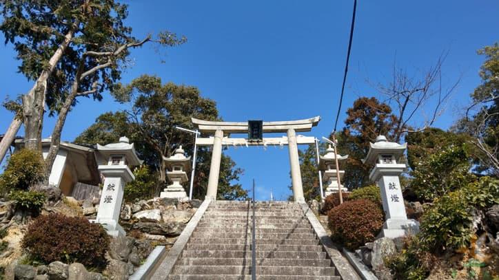 位山神社鳥居