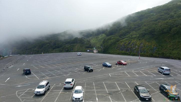 スカイテラス駐車場