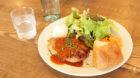 米原駅西口前のレストラン「イタリア食堂FUKUMOTO BROS」